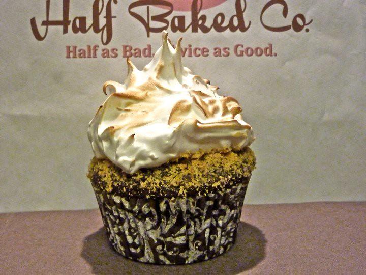 Half Baked Co Features Frocake Frozen Yogurt Filled