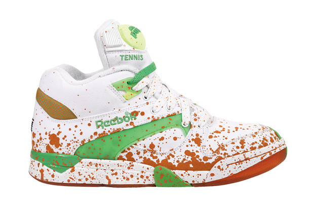 "Reebok Pump Court Victory ""Grand Slam"" Collection"