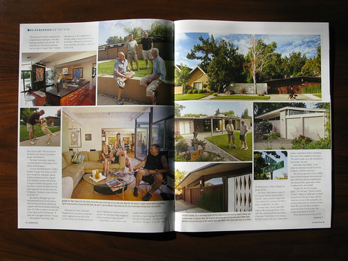 Page 2 - Neighborhood on the Rise: Sacramento - Winter 2011: CA Modern (Eichler Network)