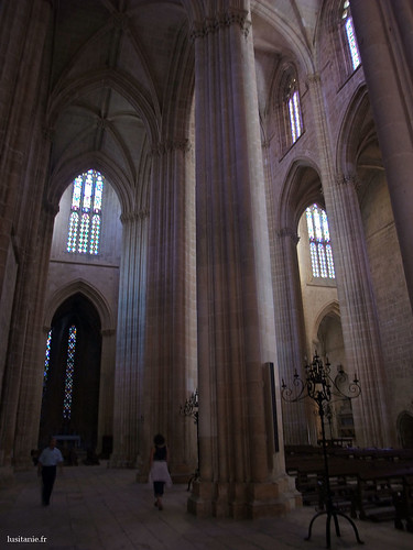 Esta igreja comemora a vitoria dos portugueses sobre os castelhanos