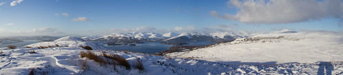 Loch Lomond from Conic Hill