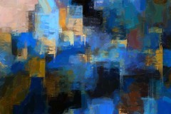 Abstract Art Mixed Media - Path of Deception #15 (Jose F. Sosa) Tags: modern artwork artist contemporary mexican american abstraction form shape impression abstractions