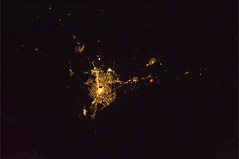 Which city in New Zealand? (astro_paolo) Tags: newzealand christchurch nasa iss esa internationalspacestation earthfromspace europeanspaceagency expedition26 magisstra