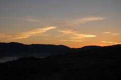 EBRPD - Mission Peak - Sunrise from summit Photo