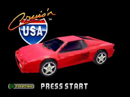 Cruis'n USA (E)  snap0001