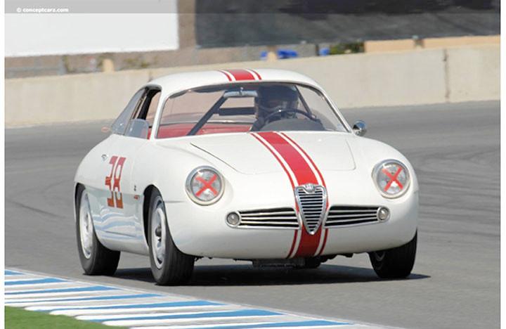 Alfa Romeo Giulietta Zagato SV #Sprint Veloce