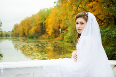 Beautiful gold autumn wedding day (Mukhina Ekaterina) Tags: