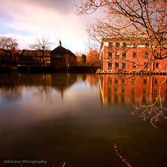 ~One Quiet Afternoon 2~ (Adettara Photography) Tags: winter lake cold color building tree castle art water reflections germany landscape pond branches elternhaus colorphotoaward adettara mygearandmepremium mygearandmebronze mygearandmesilver mygearandmegold