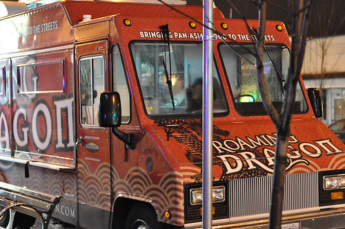 Roaming Dragon Food Truck