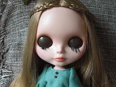 Green Eyelids...