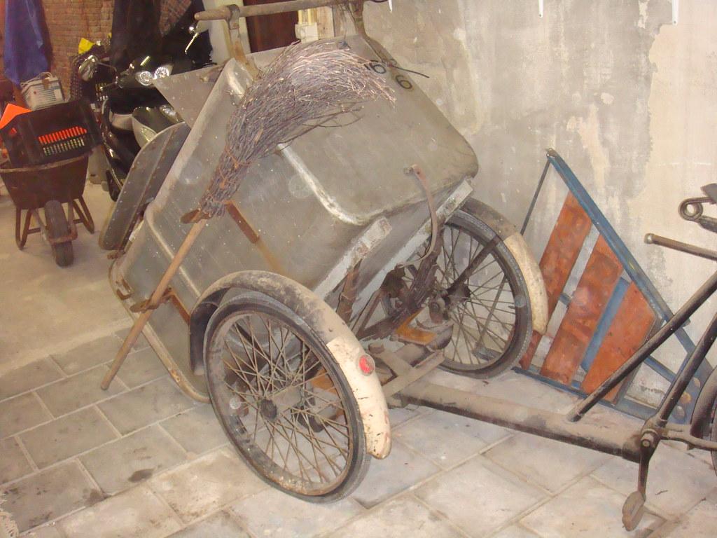 Een kiepbakfiets op Marktplaats  u2013 transportfiets net