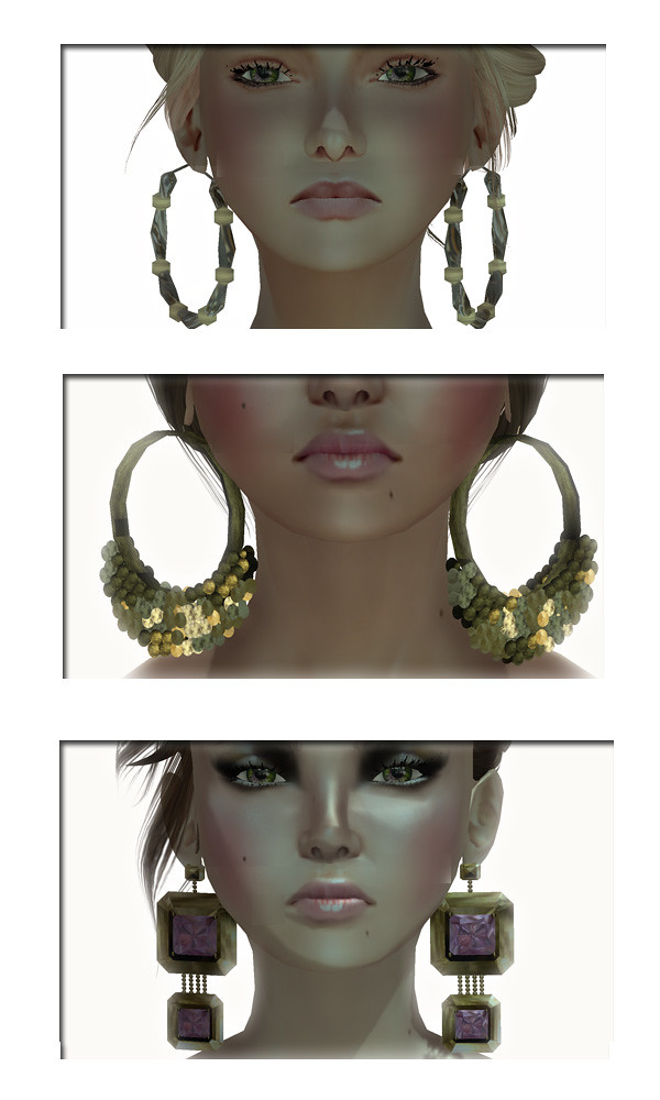 [ glow ] studio earrings