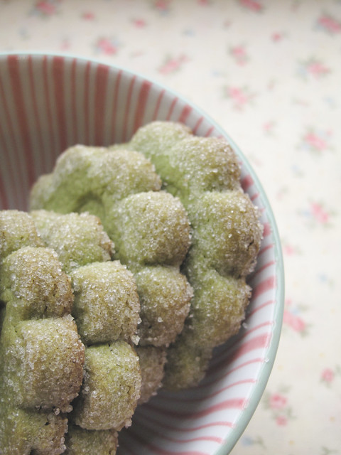Matcha cookies (1)