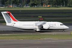 EI-RJZ (vriesbde) Tags: amsterdam schiphol ams avro 146 eham rj85 cityjet amsterdamschiphol 146rj85 avro146rj85 eirjz