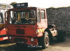 Bus Eireann LCT18 (UZO225). (Fred Dean Jnr) Tags: recovery buseireann leyland mandator uzo225 scrap recoverymaintenance lct18 march1998 roxboroughdepotlimerick zo dublinreg