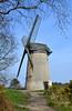 Bidston Windmill (3) (Andrew_D_Hurley) Tags: trees england tree bluesky birkenhead blueskies footpath wirral merseyside bidston bidstonhill bidstonwindmill wirralwalk wirrallandmark wirralfootpath bidstonwalk