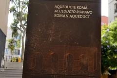 (R9) AQEDUCTE ROM (Yeagov C) Tags: 2016 barcelona catalunya r9 aqeducterom plaadelvuitdemar plaavuitdemar aqeducte barcino