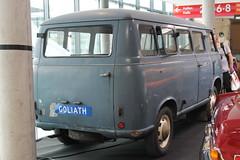 Goliath Express Luxus-Bus (1956) (Mc Steff) Tags: goliath express luxusbus luxus bus 1956 retroclassicsmessestuttgart2016