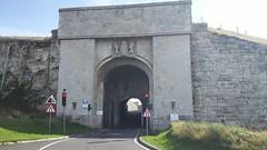 The Verne Citadel main portal (andreboeni) Tags: prison citadel portal hmp verne portland dorset