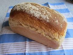Dan Lepards Sandwichbrot mit saurer Sahne 002