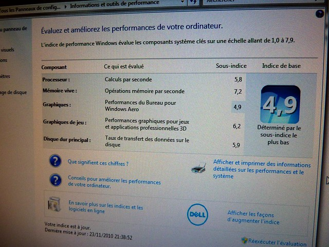 Dell ZinoHD 410 Deballage
