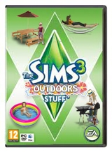 The Sims 3 - Outdoor Living Stuff: February 1, 2011 — The