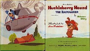Huckleberry Hound the Rainmaker002
