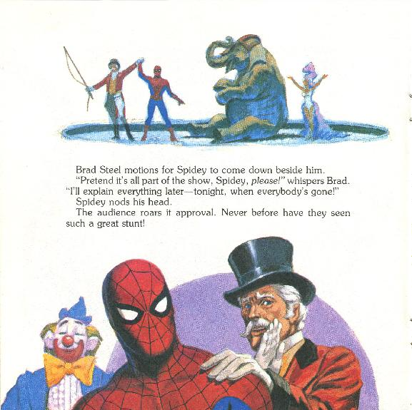 Spider-Man - The Big Top Mystery015