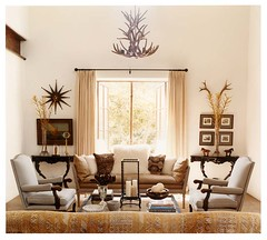 03 (1) (mscott218) Tags: windows amanda design interiors gallery designer interior antlers livingroom chandelier curtains sunburst walls masters interiordesign eclectic tablescape drapery neutral