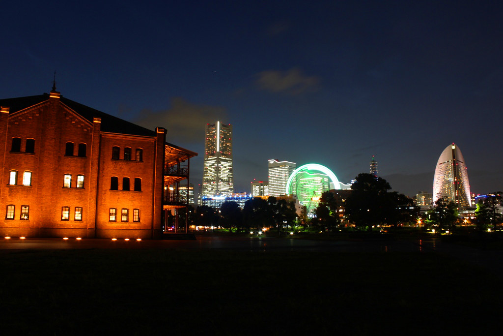 Yokohama Minato Mirai 21 Walking Guide (23)