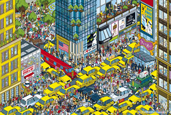 New York - Top Gear Where's Stig? The World Tour book - isometric pixel art Illustration by Rod Hunt (Rod Hunt Illustration) Tags: nyc newyorkcity usa ny newyork art cars car illustration america tv automobile artist cityscape illustrated cartoon automotive newyorker adobe bbc timessquare pixel pixelart tvshow illustrator trumptower manhatten cartoons vector stig isometric picturebook bookillustration adobeillustrator timessq topgear bbcamerica jeremyclarkson newyorkart nyctaxi richardhammond illustratedbook vectorillustration thestig americancity jamesmay advertisingillustration cartoonillustration pixelcity isometricillustration rodhunt cityillustration bookillustrator bbcbooks vectorcity isometricillustrator pixelartist isometriccity nycillustration newyorkillustration citydrawing wheresstig isometricpixelart topgearusa topgearamerica nycpixelart newyorkpixelart isometricpixelartist nycpixelcity newyorkisometric pixelartworlds pixelartworld cartooncityscape newyorkillustrations isometricnewyork