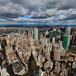 Top of Empire State Building - New York City