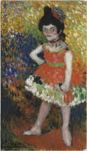 La Enana - Picasso