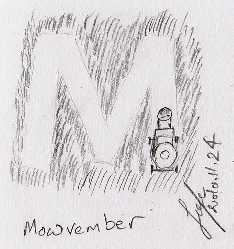 Mowvember