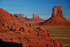 Rise again (mathotspot) Tags: arizona usa mountain nature rock stone landscape utah us ut butte unitedstates az spire trail