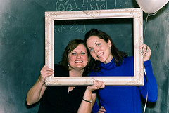 (woodbineagency) Tags: photobooth woodbine chalkboard winstonsalem ahntrio 25thanniverary