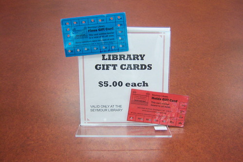 Library Gift Cards