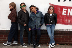 Gang of children (kellysullivanphoto) Tags: kids digital newjersey converse dunellen specshoot canon5dmarkii