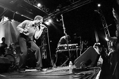 Aloe Blacc @ Echoplex 12/3