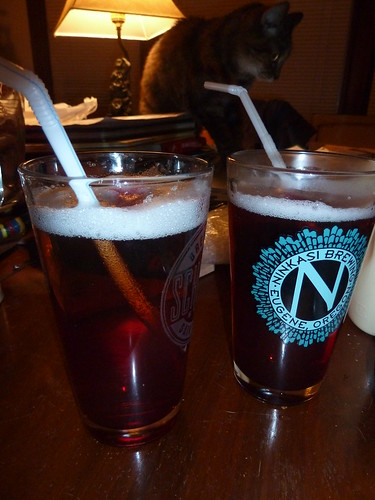 Piwo grzane: Hot Beer with Syrup