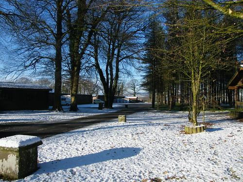 Snowy Wales