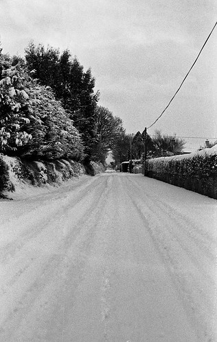 Clonakilty in the snow