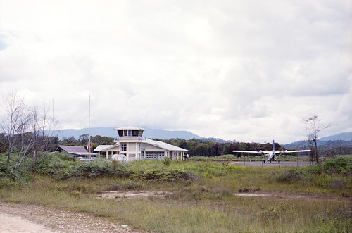 airport Bario