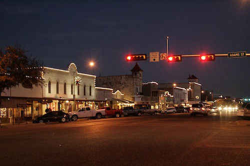 Fredericksburg - Main St