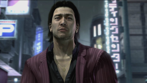 Yakuza 4 - Akiyama's Story