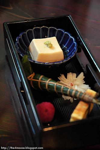 魚山園 Gyozan-en - Oharame Bento