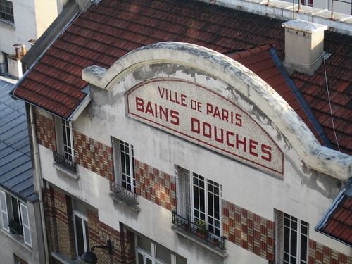 Bains Douches