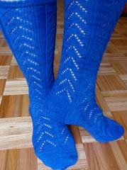 blue socks 3