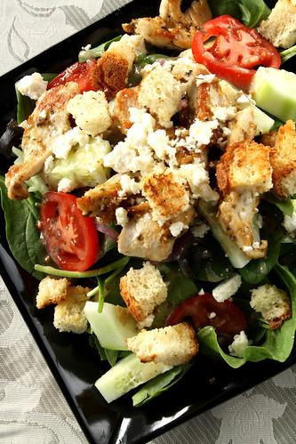 Kraft Sizzling Salads: Greek Chicken