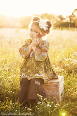 Love her..... (lilpuddlejumpers) Tags: light sunset sun fall field golden leaf nikon toddler naturallight backlighting 2470mm matildajane nikond300